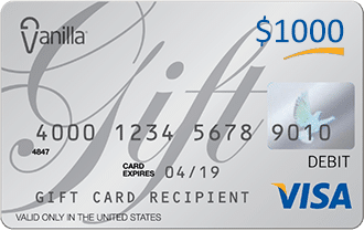 Virtual visa card instant